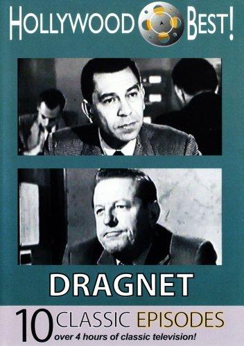 Hollywood Best Dragnet [DVD] [1951] [Region 1] [US Import] [NTSC]