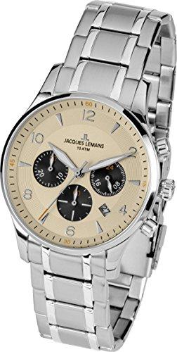 Jacques Lemans Smart Watch Armbanduhr 1-1654M
