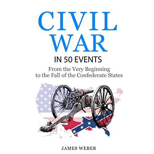American Civil War in 50 Events cover art