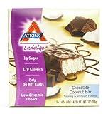 Endulge Bar, Chocolate Coconut, 5 pk ( Multi-Pack)
