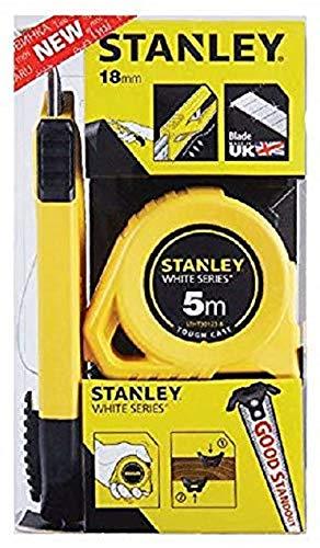 Stanley STHT74253-8 Cutter und Bandmaß Set
