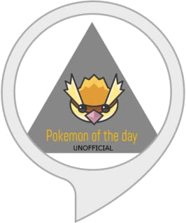 Unofficial Pokemon of the day