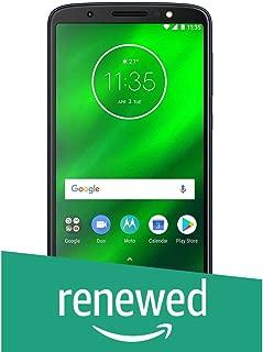 (Renewed) Motorola G6 Plus (Indigo Black, 6+64 GB)