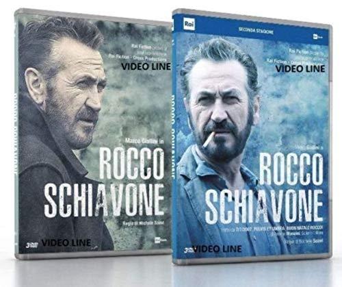 Rocco Schiavone - Stagione 01-02 (5 Dvd) Edizione Italiana