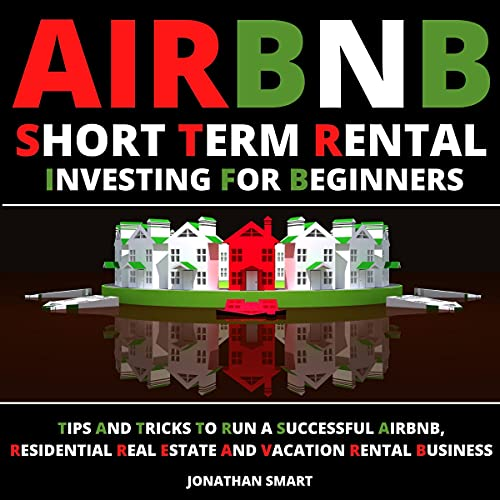 Airbnb Short Term Rental Investing for Beginners cover art