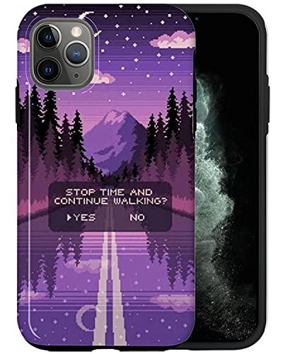 JUSPHY - Funda para teléfono compatible con iPhone 11 Pro, videojuego DP0186, diseño de moda, diseño de lujo, lindo patrón de accesorios para teléfono