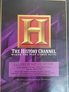 DVD Failure Is Not an Option (History Channel) Book