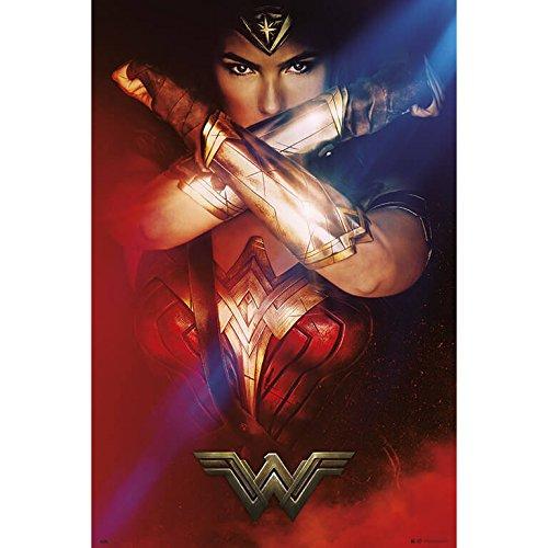 Grupo Erik Editores Poster Wonder Woman Bracelets-Dcorg