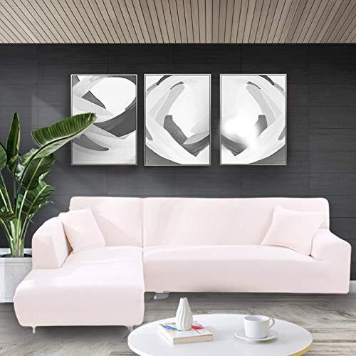 Funda de sofá elástica Estiramiento Apretado Envoltura Todo Incluido Fundas de sofá para Sala de Estar Funda de sofá Silla Funda de sofá A26 4 plazas