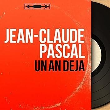 Un an déjà (feat. Léo Chauliac et son orchestre) [Mono Version]