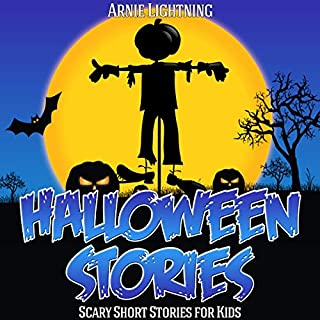 Halloween Stories: Scary Stories for Kids, Halloween Jokes, Activities, and More  cover art