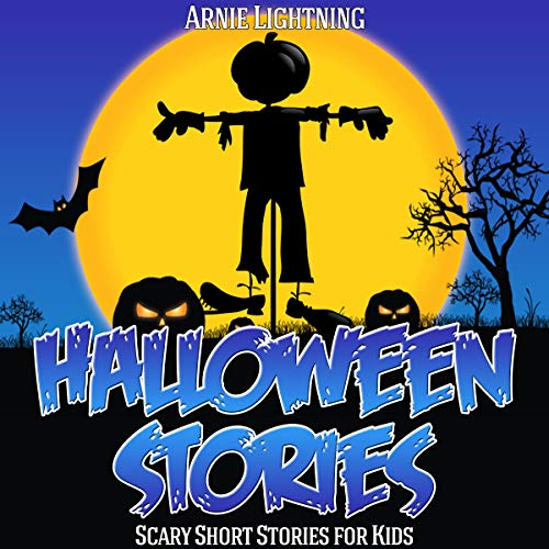 Page de couverture de Halloween Stories: Scary Stories for Kids, Halloween Jokes, Activities, and More