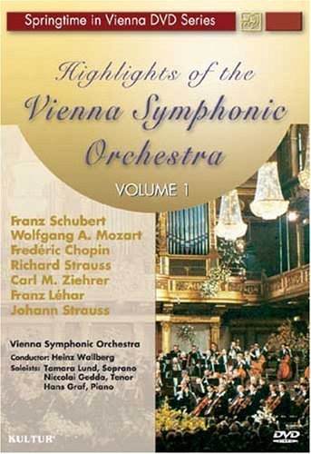 Highlights 5 In a popularity ☆ very popular of the Vienna Symphonic L Tamara Volume Orchestra 1