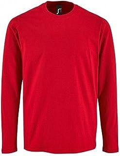 SOLS Mens Imperial Long Sleeve T-Shirt