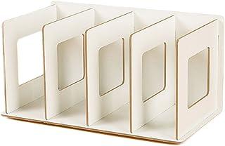 Organizador de madera para CD y DVD Fokom