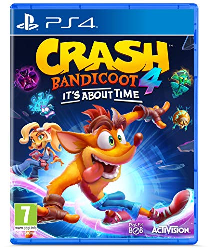 Crash Bandicoot 4 - It's About Time - PlayStation 4