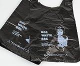 500 x bolsas biodegradables para excrementos de perro (bolsas de basura) para perro – respetuoso con el medio ambiente