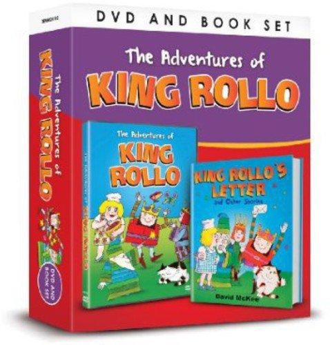 King Rollo (DVD + Book)