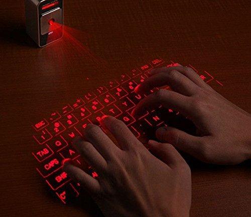 Mojo Wireless Laser Keyboard