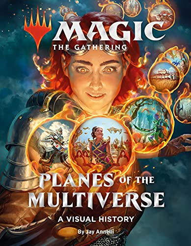 Magic: The Gathering: Planes of the Multiverse: A Visual History (Magic the Gathering) (English Edition)