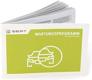 Seat 6F9012705C Arona Bordbuch Betriebsanleitung Serviceheft Wartungsprogramm