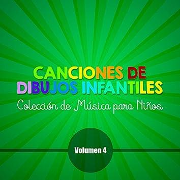 Canciones de Dibujos Infantiles (Colección de Música para Niños)