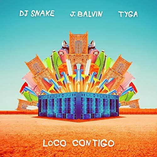 DJ Snake, J Balvin & Tyga