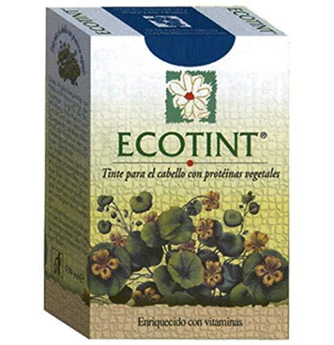 ECOTINT Tinte Permanente Sin Amoníaco. Tinte para el Cabello con Proteínas Vegetales (Castaño Claro Caoba 5M)