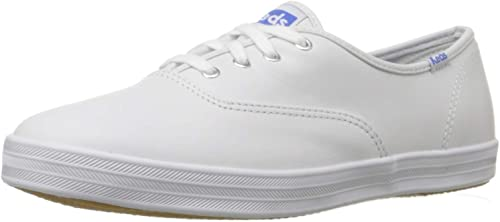 Keds CHAMPION CVO LEATHER, femme BLANC 36 EU