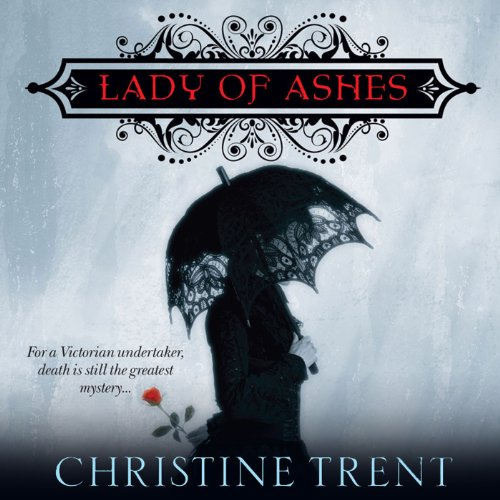 Lady of Ashes audiobook cover art