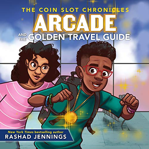 Arcade and the Golden Travel Guide cover art