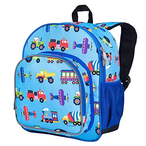 Wildkin Backpack for Toddlers, Boys and Girls Ideal for Daycare, Preschool and...