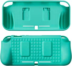 Uowlbear TPU Protective Case Cover for Nintendo Switch Lite Console (Turquoise)