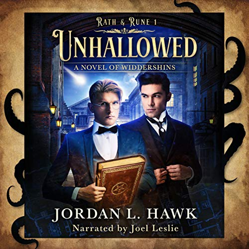Unhallowed  By  cover art
