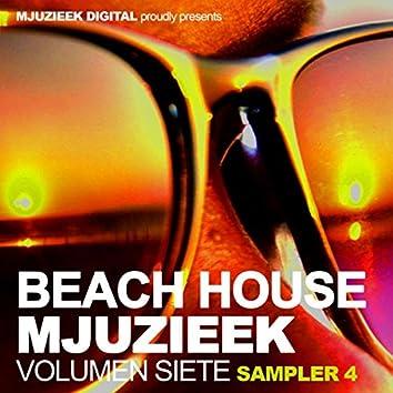 Beach House Mjuzieek, Vol. 7: Sampler 4