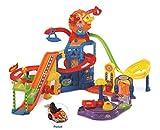 VTech–Tut Bolides Maxi de Parque de Atracciones Loulou Super Casse-COU Juguete interactiva, 504005, Multicolor, Talla única
