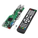 QAX1 5 Plot OSD RR52C.04A Supporto Segnale Digitale DVB-S2 DVB-C DVB-T2 / T ATV Universal Driver Driver Driver Dual USB Play Media Play with Distant .YC0304.
