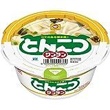 マルちゃん ワンタン とんこつ味 カップ 37g×12