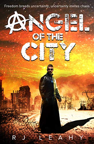 Book: Angel Of The City by R. J. Leahy