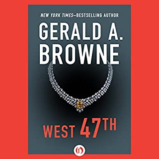 West 47th audiobook cover art