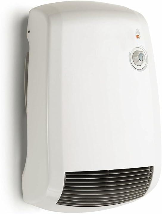 ?radialight termoventilatore da bagno per installazione a parete ces5000 radialight tbcs5001 tbcs5001
