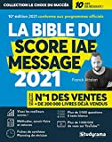 Le bible du score IAE message - Avec 1 guide offert