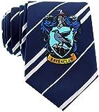 Cinereplicas - Harry Potter - Unisex Krawatte – Genaue Nachbildung - Offiziel lizensiert- Ravenclaw - Einheitsgröße – 100 % Mikrofaser...