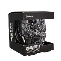 Verre victorien ultime : inspiré du célèbre crâne Call of Duty. Un verre en forme de tête de mort avec poignée, le verre Call of Duty est le moyen idéal pour célébrer avec votre escadron. Vous rappelle de vous : que ce soit pour un anniversaire, la f...