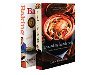 Cooking With Dorie Greenspan (Baking / Around My French Table) 0547858760 Book Cover