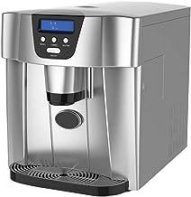 Machine à glaçons Ice Maker machine comptoir d'accueil, automatique/manuel Prise d'eau Un bouton chute de glace, automatiq...