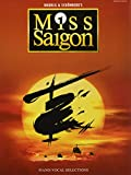 Miss Saigon Vocal Selections Voice & Piano (Revised 2014 edition)