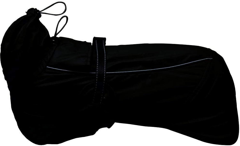 Ancol Muddy Paws Extreme Monsoon Dog Coat (XL) (Black)
