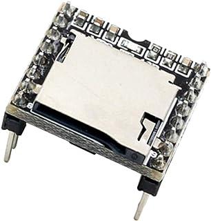 D DOLITY TF Card U Disk Mini MP3 Player Audio Voice Module DFPlay Board 24Bit