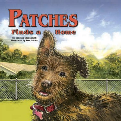 Patches Finds a Home audiobook cover art
